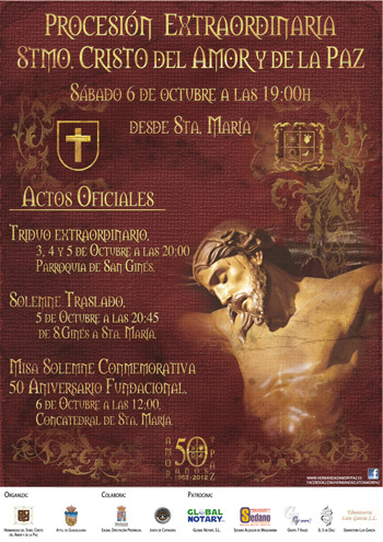 Xto Amor y Paz Oct-2012